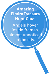 Clue for Historic Elmira